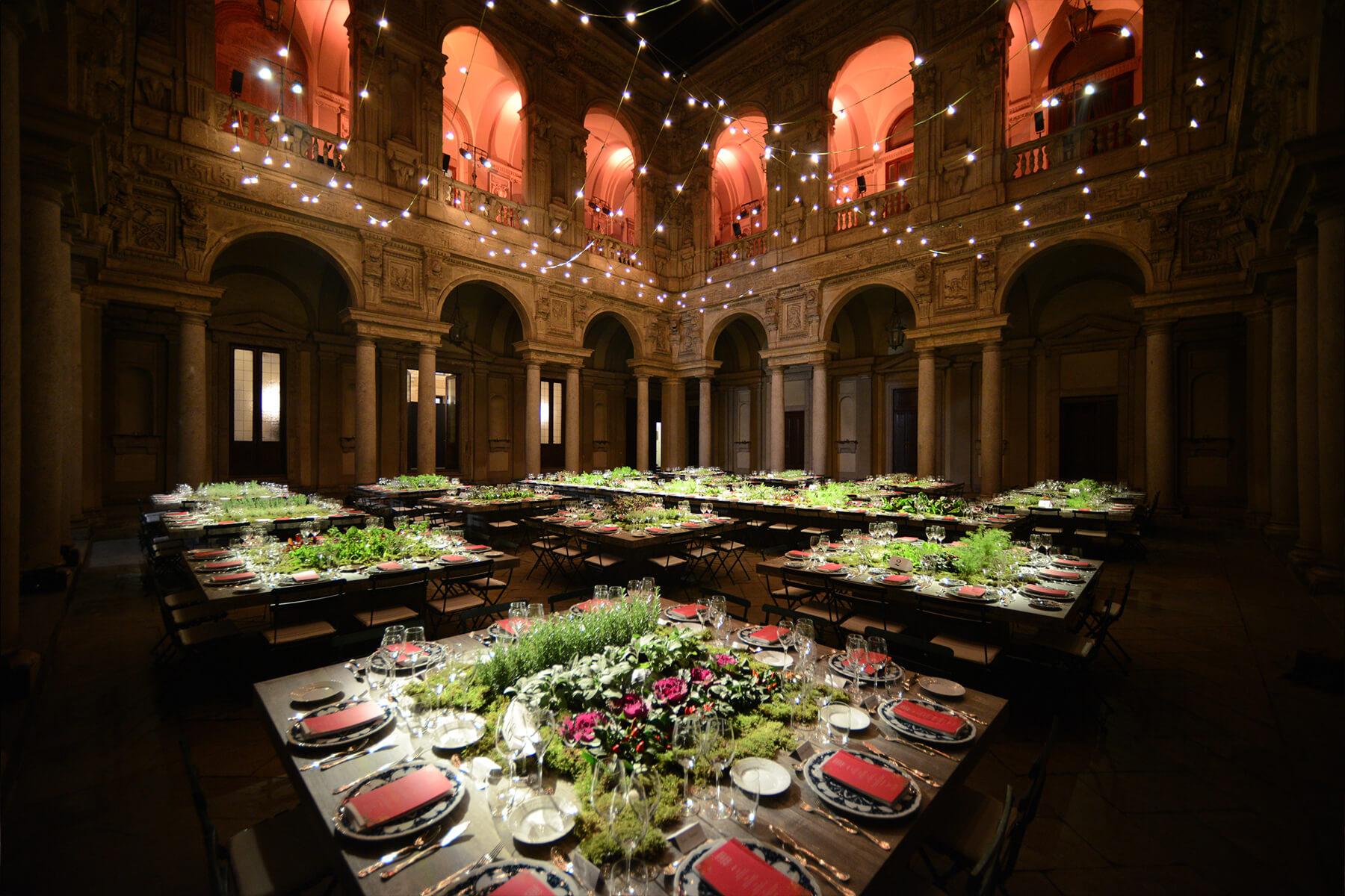 The Post-Ceremony Dinner