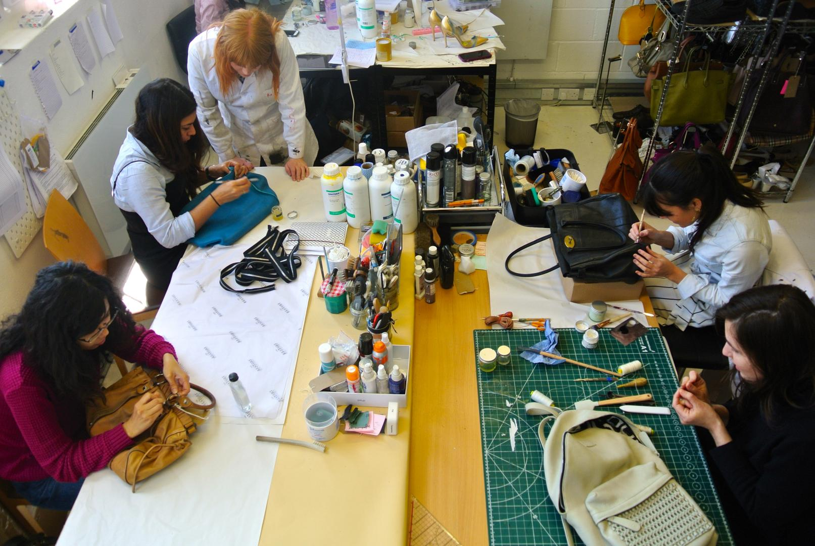 A Day At The Atelier Meet The Restory S Artisans Eco Age