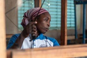 EFI Burkina Weavers - Empowering Women in the Community Ⓒ EFI : Big Style Media House